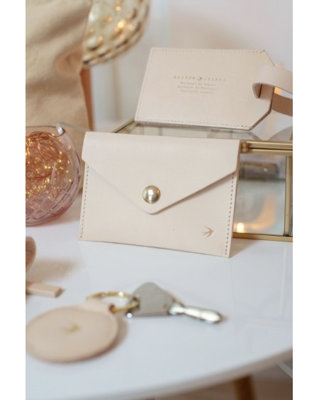 / SUZANNE / Leather Cardholder