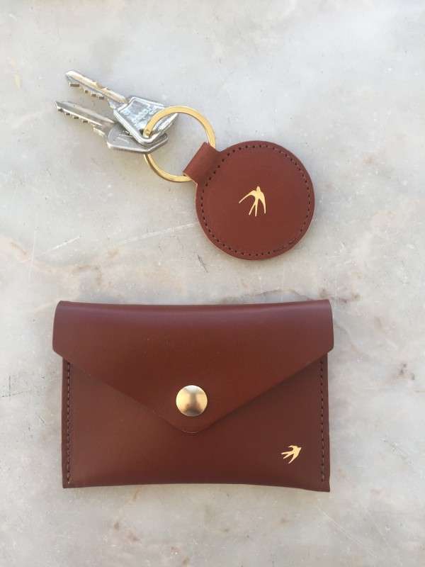 SUZANNE - Leather Cardholder