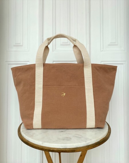 Sac Weekend LILLY Camel