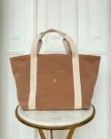 Weekend Bag LILLY Camel