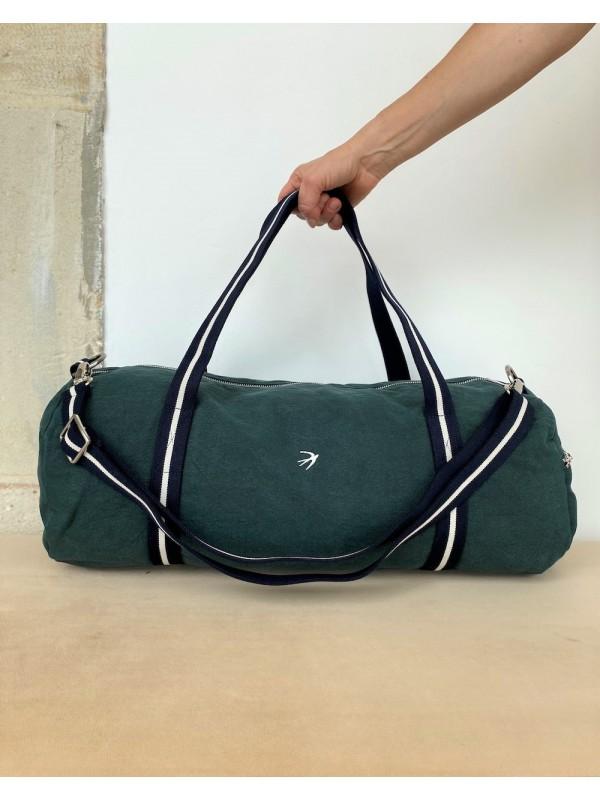 Duffel bag Sports and Week-end bag Rafael - Pine green
