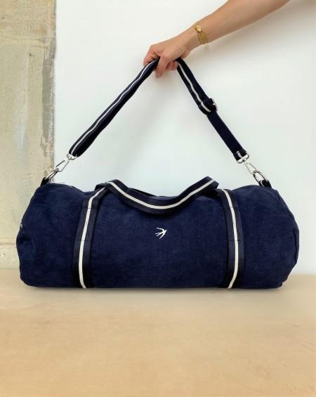 Duffel bag Sports and Week-end bag Rafael - Navy blue