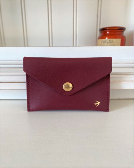 Leather Cardholder Suzanne