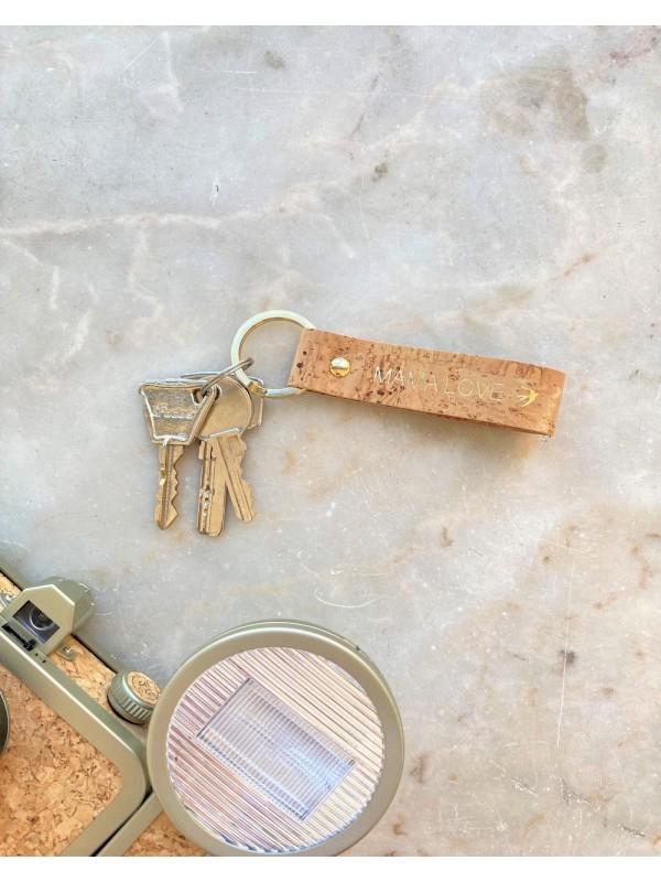 Cork Keychain Emilio