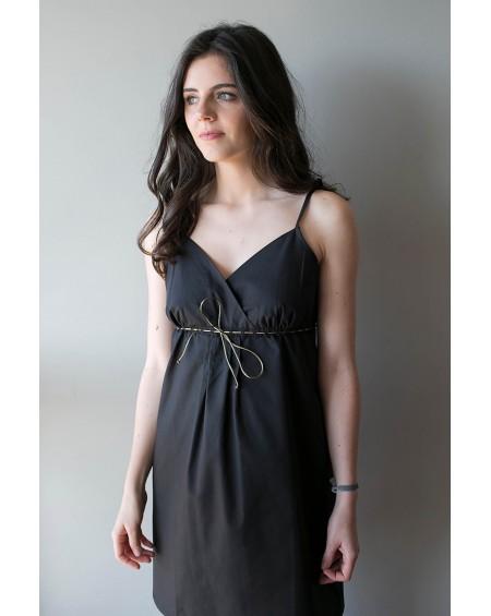 GALANCE - The Black Night & Day Dress