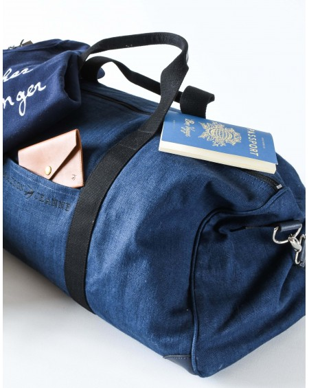 JEAN - The Navy Travel Bag