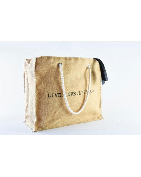 SABLE D'OR - Jute Bag